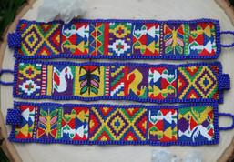 Mountain Journey Guatemalan Fair Trade Recycled Bracelet