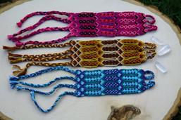 Kindred Spirit Extra Wide Fair Trade Friendship Bracelet