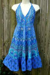 Summer Breeze Fair Trade Sundress