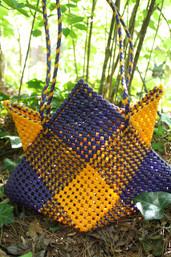 Fair Trade Twinkling Star Polypropylene Bag - Big Dipper