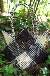 Fair Trade Twinkling Star Polypropylene Bag - Polaris