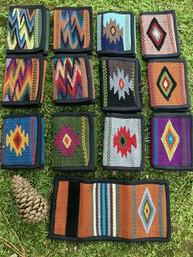 Roots & Stones Fair Trade Guatemalan Wallet