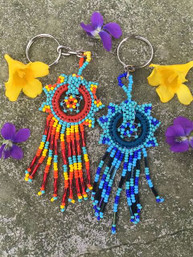 Dreamin' Handmade Fair Trade Keychain