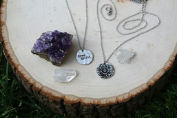 Spirit Double-Sided Necklace