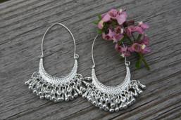 Festival Dancer Bell Earrings