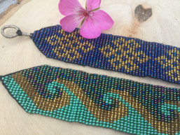 Fair Trade Beaded Bracelet Duo III