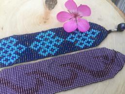 Fair Trade Beaded Bracelet Duo IIII