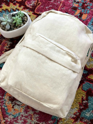 Wild Wanderer Hemp Backpack