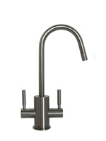 Instahot, Everhot: w/Dual Faucet Hot/Cold (Satin Nickel, LVH 1120)