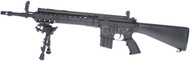D|Boys BY053 MK12 SPR AEG Rifle with Bi Pod in Black