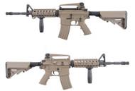CYMA CM007 M4 RIS Full Metal Airsoft Rifle in Tan
