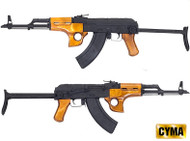 CYMA CM048SU AK47 AEG Real Wood Full Metal