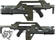 Snow Wolf M41A Pulse Rifle AEG AKA The Alien Gun