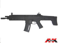 A&K Magpul Licensed Masada 3 Airsoft AEG Rifle in Black
