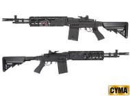 Cyma CM032 EBR M14 Airsoft Rifle in Black
