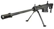 Snow Wolf SW-13 Metal M107A1 Sniper Rifle AEG in Black