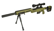 Well MB4411 L96 Replica Sniper Rifle in Olive Green