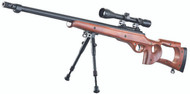 Well MB10 Warrior Sniper Rifle in Wood Finish