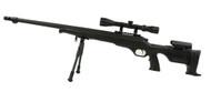 Well MB11 Matrix VSR10 Airsoft Sniper Rifle in Black