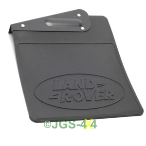 Land Rover Defender 90 TD5 PUMA Mud Flap Rear Right GENUINE - LR055332
