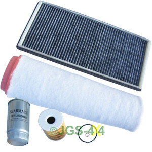 Land Rover Range Rover L322 3.0 TD6 Service Filter Kit