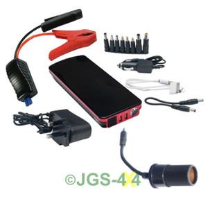 Portable Battery Pack 12V Car Jump Starter Booster XS PowerPack + 12V Socket