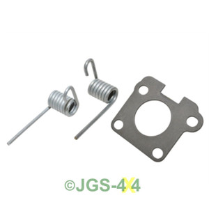 Land Rover Discovery 1 & 2 R380 Gear Box Lever Bias Plate & Spring Kit - DA1253