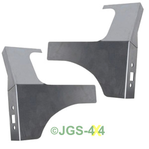 Land Rover Defender Upper Bulkhead Repair Panel Sections - DA4065O/N
