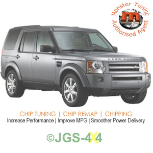 Engine Remap Discovery TDV6 / Range Rover Sport / Freelander / ECU Tuning Remap