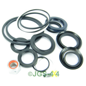 Land Rover Defender & Discovery 1 Power Steering Box Seal Kit 4 Bolt - STC2847