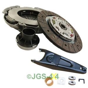 Discovery Clutch Kit & Heavy Duty Fork 200/300TDI VALEO 3 Piece - LR009366