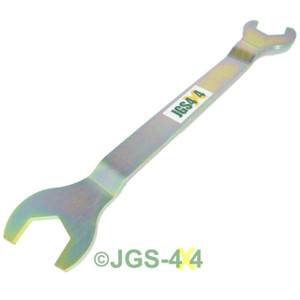 Double Ended Viscous Fan Spanner 32mm & 36mm