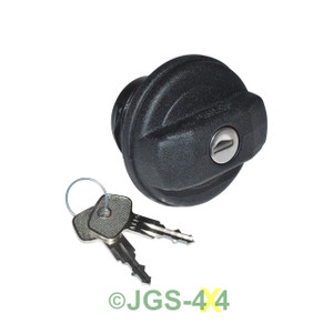 Discovery 2 Locking Fuel Cap - Supplied With 2 Keys