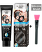 Best Blackhead Mask : Black Charcoal Peel Off Mask with Silicone Spatula