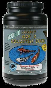 Microbe-Lift Legacy Koi and Goldfish Food - Immunostimulant 1 lb. 12 oz.