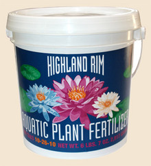 Highland Rim Fertilizer 300 Tablets