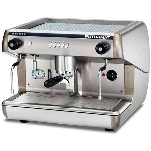 Superior Quality 1 Group Head Fully Automatic Coffee Machine, with digitally controlled functions. Quarter turn steam knobs for ease of use