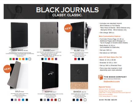 TBC_2018Journals_BlackJournals