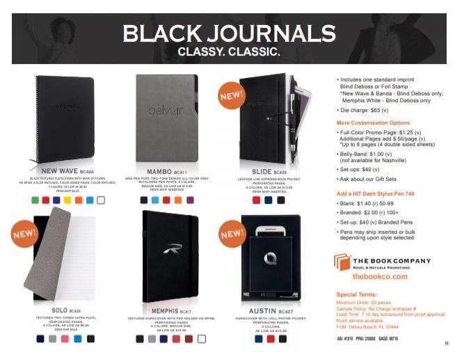 TBC_2019Journals_Black_0819