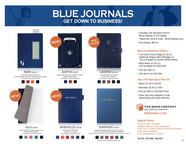 TBC_2019Journals_Blue_0819