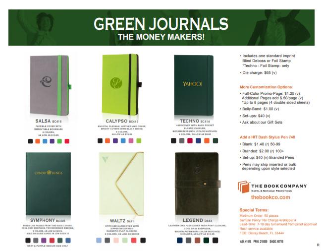 TBC_2019Journals_Green_0819