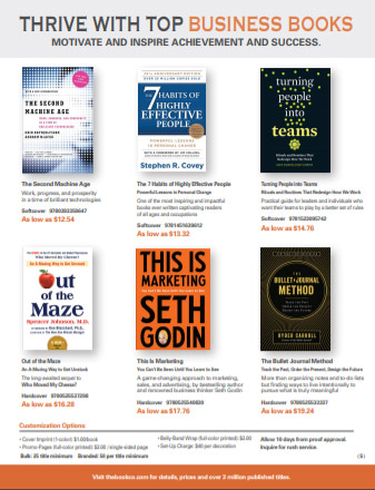 Top Business Books 2019