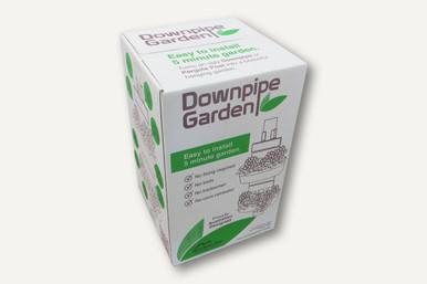 Downpipe Garden Box