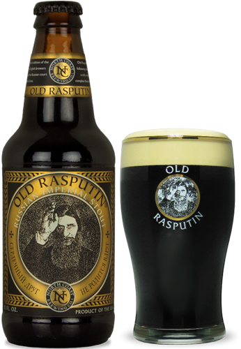 Old Rasputin Russian Imperial Stout
