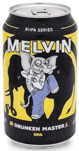Melvin Drunken Master IIPA