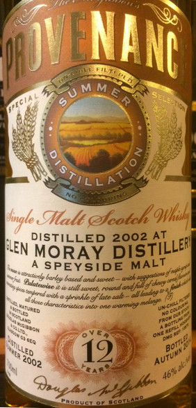 Glen Moray Speyside 12YO