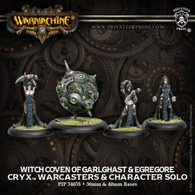 Witch Coven of Garlghast & the Egregore