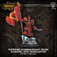 Supreme Kommandant Irusk