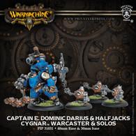 Captain Dominic Darius & Halfjack