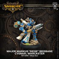 Major Markus Siege Brisbane